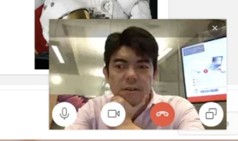 Ken Takahashi on Skype
