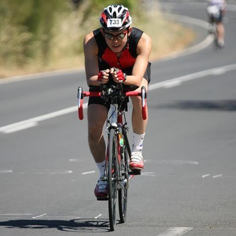Ironman Triathlete, アイアンマン トライアスロン