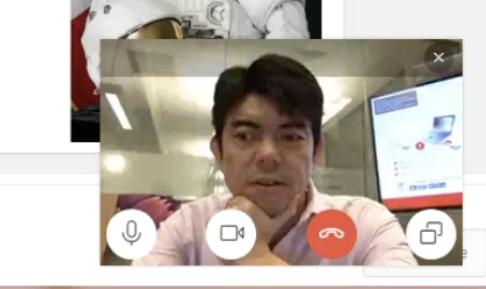 Ken Takahashi on Skype